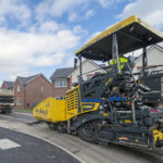 Andaul take delivery of BOMAG compact paver