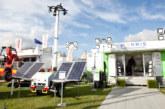 Morris Site Machinery | Solar celebrations