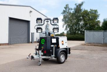 Morris Site Machinery | Sustainable lighting equipment