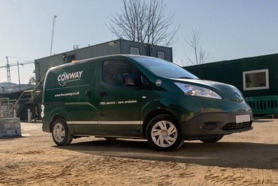 Conway tackles problem of quiet electric fleets