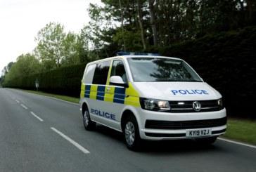 Van theft has risen 45% in the last four years