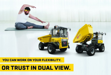 "Products | Wacker Neuson ""Dual View"" dumper"