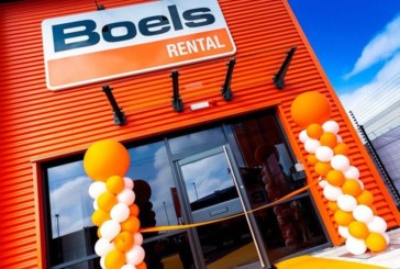 Boels Rental opens a new depot in Shrewsbury