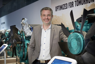 Uptime in focus when developing Volvo Penta Stage V off-road engines