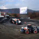Doosan Infracore demonstrates unmanned and automated solutions