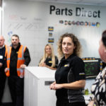 Finning plays its part to put customers first