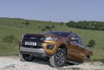 Ford Ranger Wildtrak   Wild at heart!