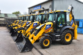 Unmatched versatility lands order for 20 JCB backhoes