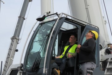 CPA Lifting Technician Star of the Future winner travels to Germany for Liebherr Prize
