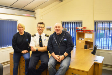 Garic donates over £10,000 to Bolton RSPCA