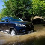 Ssangyong Musso | Enter the dragon