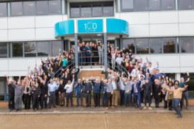 Atlas Copco celebrates 100 years in the UK