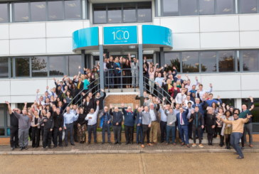 Atlas Copco celebrates 100 years in the UK