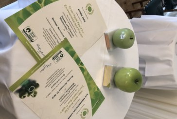 Double Green Apple celebrations for AJC EasyCabin