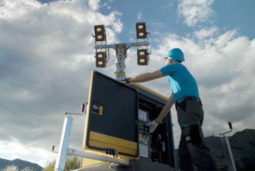 SmartMast™ from Atlas Copco increases safety and reduces operating costs