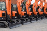 Bell Plant Ltd adds new Doosan 6 tonne mini-excavators