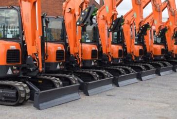 Bell Plant Ltd adds new Doosan 6 tonne mini-excavators