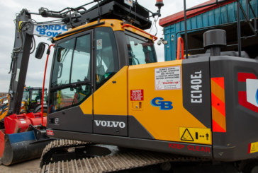 Gordon Bow Plant Hire add to ten Volvo EC140E excavators to fleet