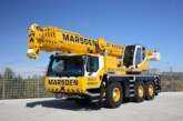 Marsden Crane Services returns to Liebherr for more new cranes