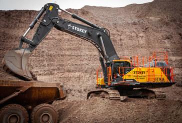 Stokey Plant Hire Ltd opts for Volvo's flagship EC750E excavator