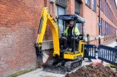 Electricity North West steps up eco charge with JCB electric diggers