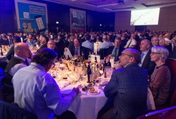 Quarter of a million raised at Lighthouse Construction Industry's Charity lunch