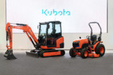 Kubota unveils electric prototype in Kyoto