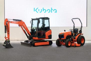 Kubota unveils electric prototype in Kyoto