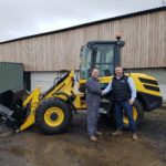 Masters Spreading acquires UK's first Yanmar V80 wheel loader