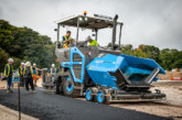 Coatstone Surfacing takes delivery of its first Volvo paver