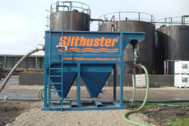 Siltbuster   Water feature