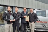 Parkway Plant Sales win Takeuchi Dealer of the Year for fourth year running