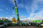 Whyte Cargo Handlers Ltd adds new Liebherr crane to fleet