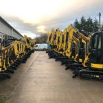 Yanmar dealer announces multi-million pound investment in hire fleet