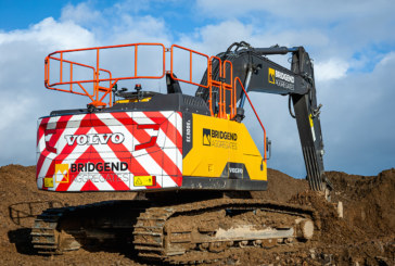 Bridgend Aggregates broadens its Volvo experience