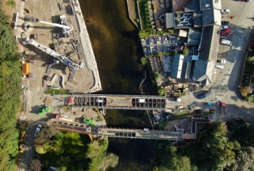 Sykes Pumps provides overpumping solution for Pooley Bridge reconstruction