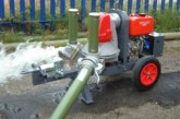 Morris Site Machinery | Pumps to the rescue