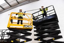 Media Access Solutions purchases JCB scissor lift fleet