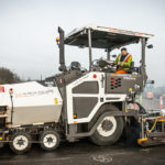 N.E Surfacing chooses Volvo once again for its front line paver
