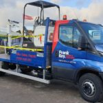 Frank Key delivers with new Iveco truck