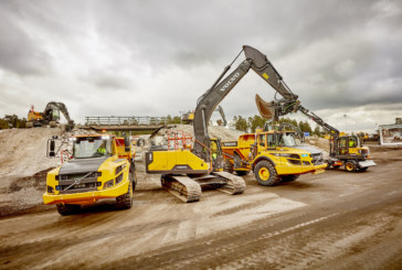 Sustainability in focus when shifting to HVO fuel at Volvo CE Customer Center