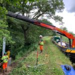 Inland waterway infrastructure works a vital weapon in fight against flooding