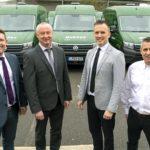 Murphy Plant boosts fleet with new Volkswagen crafters