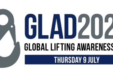 GLAD about lifting – spread the word