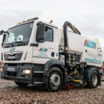 MAN TGM Sweeper helps Go Plant Fleet Services clean up