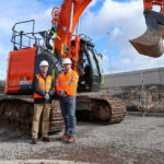 Hitachi joins forces with Topcon to provide innovative machine control