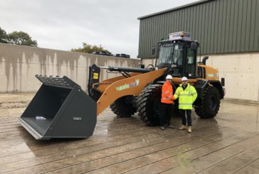 CASE wheel loaders help UK council send zero to landfill