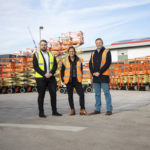 JLG delivers 16 new scissor lifts to Mr Plant Hire