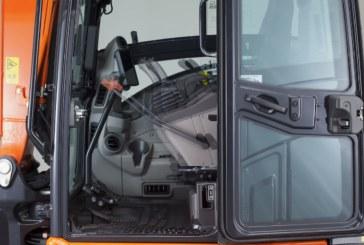 Kubota introduces three new machines to 5-tonne range