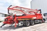 Betonstar reaches higher with lighter weight through Strenx steel